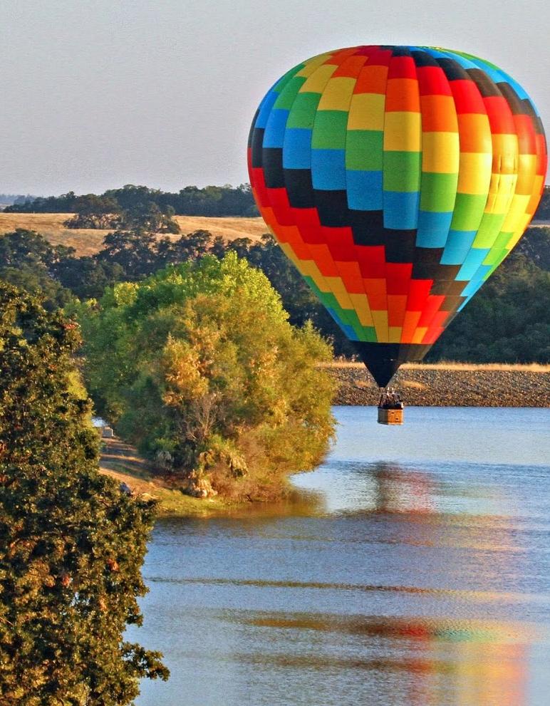 Beautiful Lakes Rancho Murieta